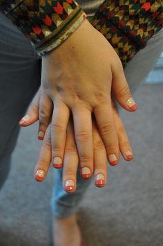 Marina's nails
