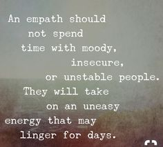 transfer of energy, it's real. I'm not an empathy but I feel things coming. I feel people's energy. It affects me deeply Empath Traits, Intuitive Empath, Psychic Empath, Empath Abilities, Highly Sensitive Person, Sensitive People, Infj Personality, Thing 1, Introvert