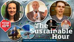 Podcast to council and youth leaders: Meet the climate realists. An hour's radio-podcast calling all Australian councils and the youth: Listen to three community leaders – a mayor, a councillor and a high school student –who lead the way with inspiring climate solutions and resolutions.  Guests in The Sustainable Hour on 12 April 2017 are: Kim Le Cerf, Trent McCarthy and Jack Nyhof. Audio clips with Malcolm Turnbull and Alan Jones.