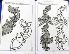 Henna Hand Designs, Henna Designs On Paper, Peacock Mehndi Designs, Henna Tattoo Designs Arm, Basic Mehndi Designs, Arabic Henna Designs, Mehndi Designs For Beginners, Bridal Henna Designs, Latest Mehndi Designs