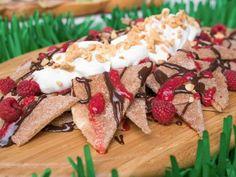 Get Dessert Nachos Recipe from Food Network