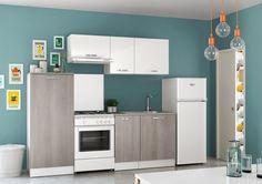 Pour les petits espaces, optez pour la cuisine MASTER BUT !