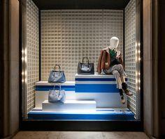 Prada windows 2014 Summer, Paris – France
