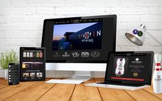 Ten Pin Brewing Company, WA – Interactive, Multimedia, Media-rich with Realtime Menus © 2020 Moses Lake, New Growth, Brewing Company, Multimedia, Brewery