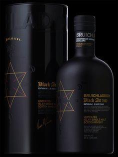 Review #79: Bruichladdich Black Art 4.1 #scotch #whisky #whiskey #malt #singlemalt #Scotland #cigars