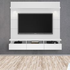 Manhattan Comfort Cabrini Theater Entertainment Center Panel 2.2 - Free Shipping Today - Overstock.com - 17150367 - Mobile