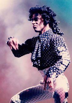 Prince   1988 Lovesexy Tour