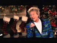 Rod Stewart - White Christmas (Live)