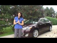 2013 Toyota Avalon: Expert Car Review by Lauren Fix, The Car Coach