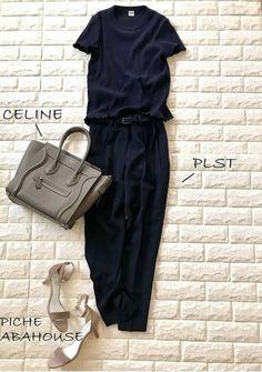 1枚で普段着がもっとおしゃれに!差がつくトップス色選び【高見えプチプラファッション #25】 | ファッション誌Marisol(マリソル) ONLINE 40代をもっとキレイに。女っぷり上々!