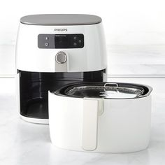 Philips Airfryer with TurboStar Avance, White