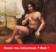 Huzur mu istiyorsun? Bak!  #mizah #matrak #komik #espri #komik #şaka #gırgır #komiksözler #caps