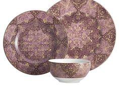 Ibiza Dinnerware - Sets of 4 | Dinnerware | Tableware | Z Gallerie