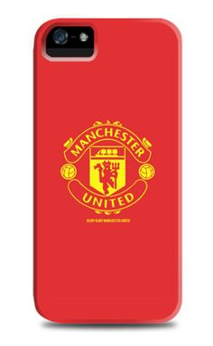 iPhone Case Barracude Manchester United in red for iPhone 5.