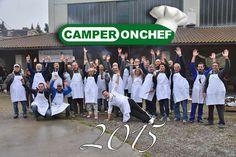 CamperOnChef 2015 - la festa a Cantalupo Ligure per gli Amici di www.camperonline.com
