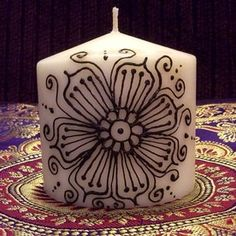 GypsyMoon | Square Market Bohemian Decorating, Decorating Ideas, Henna Candles, Something Old, Art Forms, Weddingideas, Arts And Crafts, Paintings, Jewels