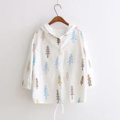 Женщины ярдов хлопка лета дышащий хлопок одежды студент рубашки солнцезащитный крем потерять рубашку с длинными рукавами куртка