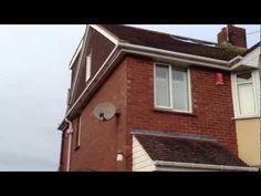 Hip to gable loft conversion #17 - YouTube