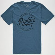 RIP CURL Water Logged Heritage Mens T-Shirt