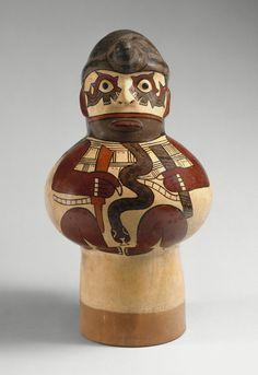 Drum / Peru / Nasca culture,  1st century