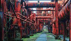 Sloss Furnace, Birmingham AL