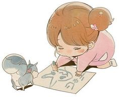 Little Ema & Juli (Brothers Conflict)