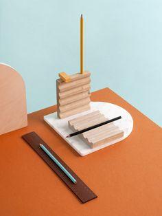 Dowel Jones · Desk Life — The Design Files | Australia's most popular design blog.