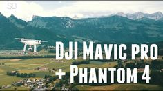 DJI Mavic pro and Phantom 4  || Moléson - https://dronewithcamera.store/dji-mavic-pro-and-phantom-4-moleson/