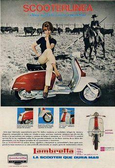 Lambretta ad