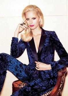 Karolina Kurkova for Madame Figaro #fashioneditorial #monoymono