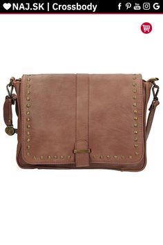 Kabelka crossbody LULU CASTAGNETTE JONAS TAUPE Bags, Fashion, Handbags, Moda, Fashion Styles, Fashion Illustrations, Bag, Totes, Hand Bags