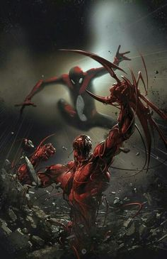"Spi""D""ey vs. Carnage"