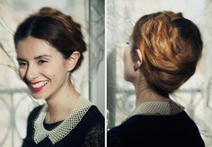 25 holiday hairstyles via babble.com. I need to up my hair game.