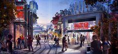 Disneyland Paris, Disneyland California, Disneyland Resort, Captain Marvel, Marvel Avengers, Black Widow, Avengers Headquarters, Inspirer Les Gens, Iron Man