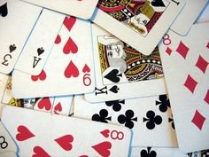 Card Games for Math Class
