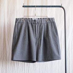 YAECA - CTS Shorts #charcoal