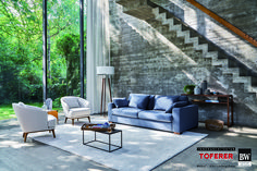 1001 combination options are the signature feature of Inspiration, the flexible model range. Living Room Furniture Inspiration, Sofa Inspiration, Cozy Living Rooms, Formal Living Rooms, Outdoor Sofa, Outdoor Furniture Sets, Contemporary Classic, Modern, Tiny House Loft