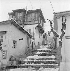 Thessaloniki-xionismeni-anopoli1 Thessaloniki, Daydream, Old Photos, Travel Photos, Istanbul, The Past, Macedonia, Black And White, History