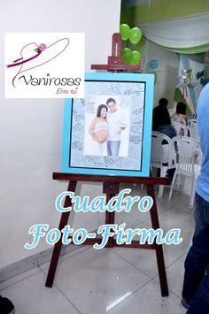 """Tus invitados firman alrededor de la foto. Tenemos en todos los colores. Estamos en el Centro de Lima. Y en el """"feis"""": Vanirosas Peru"""