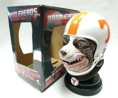 Battleheads 2008 Tennessee Volunteers Collectible Polyresin Bust 8x6 | Sports Mem, Cards & Fan Shop, Fan Apparel & Souvenirs, College-NCAA | eBay!