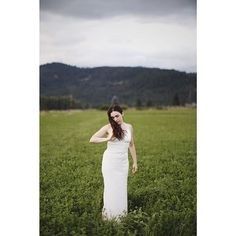 Mt. Hood wedding today with this beauty. #angelaandevan #adventure #oregon #justmarried #instalove #instagood by angelacarlyle