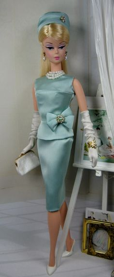 Cyrene for Silkstone Barbie and Victoire Roux on Etsy now