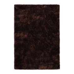 Teppich Soft Square - Choco - Maße: 85 x 155 cm, Tom Tailor