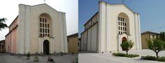 Architetto Fabrizio Cattaruzza - Restauro della Chiesa Parrocchiale di San Martino e nuovo sagrato