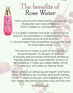 #youniquebystephaniefromme #rosewater www.youniqueproducts.com/stephaniefromme