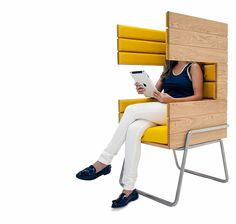 jakob gomez's gibooth chair offers flexible solutions