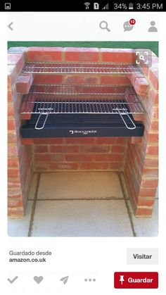 25 besten DIY Backyard Brick Barbecue-Ideen, You are in the right place about grilling burgers Here we offer you the most beautiful pictures about the gril Backyard Projects, Outdoor Projects, Backyard Patio, Backyard Landscaping, Diy Projects, Backyard Ideas, Pergola Ideas, Pergola Kits, Barbecue Ideas Backyard