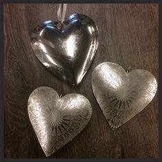 Artikel van de week: 50% korting op deze metalen handgemaakte harten!