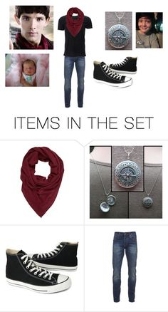 """with my girls ~merlin"" by supernatural-fan-1999 ❤ liked on Polyvore featuring art"