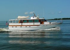 Trumpy Search Boats For Sale Used Sailboats For Sale, Power Boats For Sale, Classic Yachts, Yacht For Sale, Classic Motors, Wooden Boats, Luxury Travel, Sailing, United States